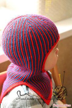 """Продается не просто подробнейшее порядовое описание к шлему """"Полосатик"""", а целый мастер-класс, урок по вязанию.  Все мерки для данной шапочки были сняты со шлемов фирмы Ленне."""