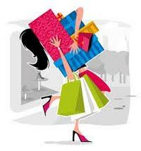 Miss Shopaholic {Love to shop}