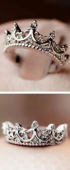 Imperial Crown Ring ♥
