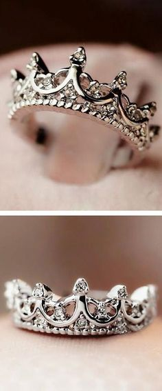 Imperial Crown Ring ♥