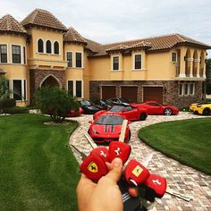 """MODERN MANSIONS on Instagram: """"Take your pick."""