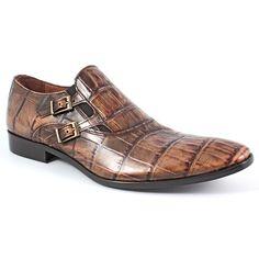 Scarpe moda uomo: Stringate e Mocassini 1656 Cuoio