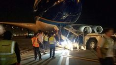 Plane Crashes into Tow Truck at LAX, Flights Canceled
