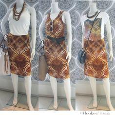 #lookcasual #modacasual #verão2016 #lookdodia #saia