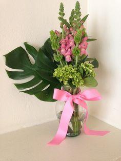 Arreglo de flores Flower Arrangement