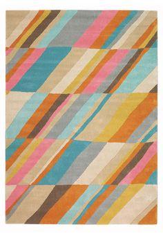 kinderLOOM pattern rug