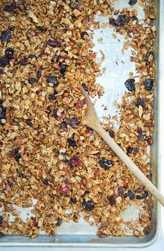 Pecan and Coconut Sugar Granola | coconut recipes | Pinterest ...