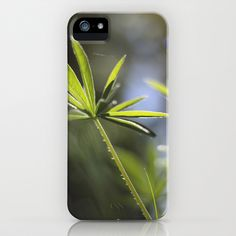 Lupinen III iPhone & iPod Case by Fine2art - $35.00