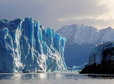 101 Most Beautiful Places To Visit Before You Die! (Part III) Glacier Perito Moreno, Patagonia, Argentina Places Around The World, Oh The Places You'll Go, Places To Travel, Around The Worlds, Beautiful Places To Visit, Beautiful World, Amazing Places, Parc National, National Parks