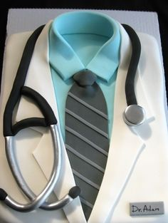 This will be my graduation cake, but in female form, and eye doctor stuff of course!!!