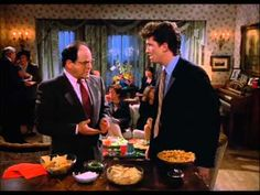 'Double-Dipper' Photo - Close Talkers and Double Dippers: 15 Phrases 'Seinfeld' Spawned | Rolling Stone