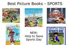 Best picture books sports