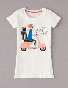Embellished Graphic T-shirt $28