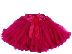 Twirling Tutu Skirts (various colors)