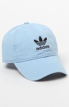 8f67e9ba2c2 Light blue Adidas hat Blue Outfits