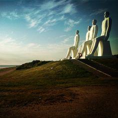 High Mobility Generation Memories / Esbjerg, Denmark, Man Meets the Sea DK Faroe Islands, Denmark, Monument Valley, Sweden, Memories, Nature, Travel, Sculptures, World