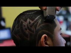 THE FREESTYLE TRIBAL HAIR DESIGN | HD - TIMELESS BARBERS