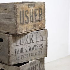 Rustic wooden boxes you can make yourself with laser or inkjet printer and different transfer methods... me likey.