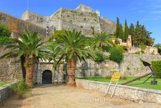 New Fortress Corfu town (Kerkyra) - Greece Photo from Kerkyra in Corfu   Greece.com