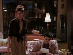 """Distressed Sunday School Teacher   Here Are All 90 Outfits Rachel Green Wore On The First Season Of """"Friends"""""""