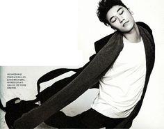 Seungri ♡ #BIGBANG - Esquire Magazine Korea