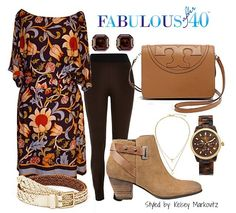 Tunics are the most popular way to get the cool leggings look.