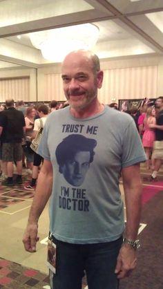 Twitter - Robert Picardo is the meta-Doctor