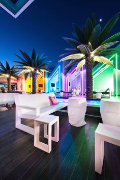 Matisse Colorful Beach Club -by-oldfield-knott-architects-scarborough-australia #colors