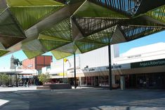 LANGTREE MALL PAVILION BY BELLEMO & CAT | A AS ARCHITECTURE