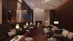 W HOTEL- rendering