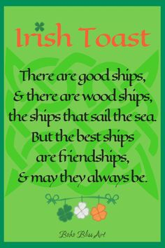 Irish Toast: There are good ships & there are wood ships, the ships that sail the sea. Native American Quotes, American Symbols, American Indians, Irish Quotes, Irish Sayings, Great Quotes, Inspirational Quotes, Awesome Quotes, Irish Toasts