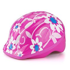 Kids Cycling Helmet, HiCool Riding Helmet, Multi-Use Kids Helmet for Cycling and Outdoor Sports (Pink02, standard) ** More info could be found at the image url.