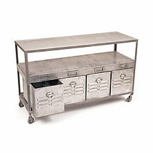 Bellmont Rolling Country Pantry Storage