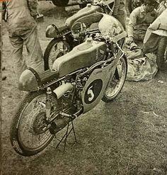 Honda 5 cilinder 125cc