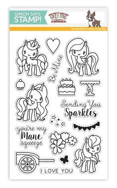 Limited Edition mini pony party?! YES, please!!