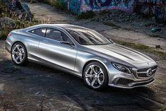 Mercedes-Benz S-Class Coupé Concept www.truefleet.co.uk