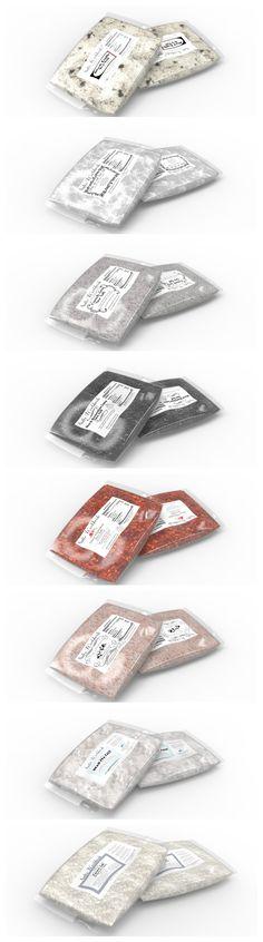 The best salts from around the world, are now available at 25% off FOREVER with promo code PIN25 @ http://www.saltsworldwide.com  Shown from top to bottom:  Black Truffle Salt, Fleur de Sel (Flor da Sal, Flower of Salt), French Grey Salt (Sel Gris), Black Lava Hawaiian Salt (Black Salt), Red Alaea Salt (Red Salt), Himalayan Salt (Pink Salt), Dead Sea Salt, and Epsom Salt!