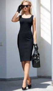 vestido de oficina 2
