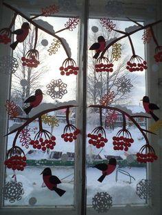 2017 Yılı için Duvar,Pencere Süslemeleri ve Mobiller