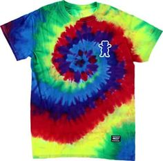 Grizzly Mini Outline Bear Short Sleeve L-Tie-Dye T-Shirt: Brand: Grizzly Size: Large Ride in style with this awesome brand new Grizzly Mini… Skate Shirts, Tie Dye T Shirts, Camisa Guess, Ty Dye, Skateboard Shop, Tshirts Online, Outline, Cool Designs, Shirt Designs
