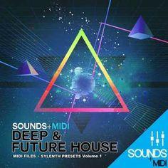 Deep Future House Vol.1 For SYLENTH1 FXB MiDi-DISCOVER, Sylenth1, MIDI, House, FXB, Future House, Future, DISCOVER, Deep, Magesy.be