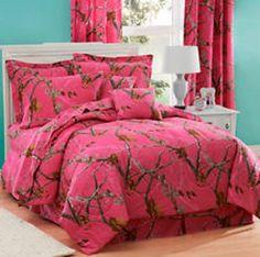 realtree pink camo bedding | Bedroom Designs Ideas