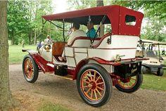 1910 Oakland Model K Touring
