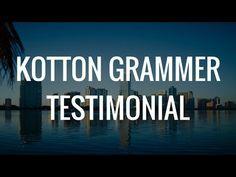 Kotton Grammer Testimonials |  Kotton Grammer Reviews PT2 #NextLevel - YouTube