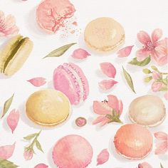 Can't get enough of these guys, can we? #macaroon #macarons #desserts #paris #french #sweets #sugar #cake #instaart #illustagram #illustrated #illustration #artgram #art #art_we_inspire #paint #paper #watercolor #painting #diy #draw #drawing #handmade #makersmovement #madeinindonesia #craft #craftsposure #cylcollective #design #stationery