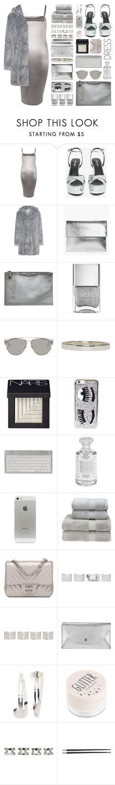 """""""Shotout to my Ex"""" by igedesubawa ❤ liked on Polyvore featuring River Island, Privileged, Boohoo, Givenchy, Christian Dior, Le Gramme, NARS Cosmetics, Chiara Ferragni, Creed and Christy"""