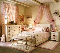 Camera da letto shabby chic: 15 idee romantiche... ispiratevi ...