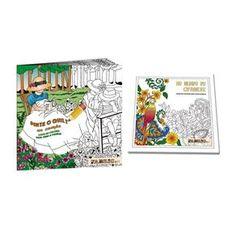 Livros para Colorir - Combo