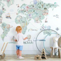 Akvarell falmatricák | Falmatricák | INSPIO Next At Home