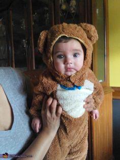 Teddy Bear - Halloween Costume Contest at Costume-Works.com  sc 1 st  Pinterest & Homemade Costumes for Babies | Homemade costumes Costumes and Teddy ...